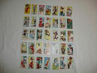 Lot of 35 Cards featuring Yogi Bear and Friends.BARRATTS 1964 - (Earn 39 reward points on this item worth $9.75)