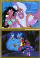 Aladdin Promo Cards S1 & S2 - (Earn 0 reward points on this item worth $0.00)