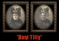 Aunt Tilly 8x10 Changing Portrait - (Earn 2 reward points on this item worth $0.50)