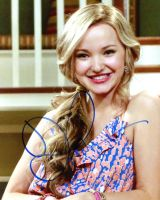 Dove Cameron from the TV series LIV AND MADDIE