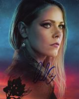 Lily Cowles from the TV series ROSWELL