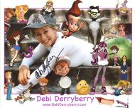 Debi Derryberry - Cartoon voices - (Earn 1 reward points on this item worth $0.25)