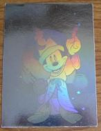 DISNEY HOLOGRAM CHASE CARD H1 - (Earn 0 reward points on this item worth $0.00)