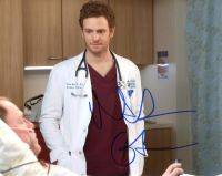 Nick Gehlfuss from the TV series CHICAGO MED