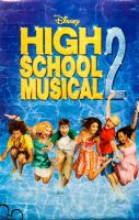 """""""High School Musical II"""" Cast Signed Poster"""