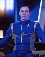 Jason Isaacs from the TV series STAR TREK DISCOVERY