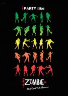iZombie (iParty) MightyPrint™ Wall Art - (Earn 1 reward points on this item worth $0.25)