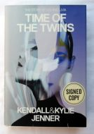 Kendall / Kylie Jenner TIME OF THE TWINS Signed Book - (Earn 7 reward points on this item worth $1.75)