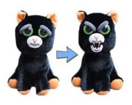 Katy Cobweb the Black Cat Feisty Pet - (Earn 1 reward points on this item worth $0.25)