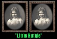 Little Ruthie Changing Portrait - (Earn 1 reward points on this item worth $0.25)