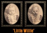 Little Willy Changing Portrait - (Earn 1 reward points on this item worth $0.25)