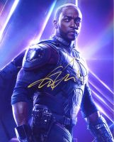 Anthony Mackie the movie CAPT. AMERICA WINTER SOLDIER