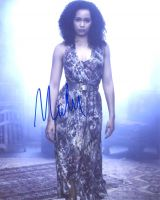 Madeleine Mantock from the TV series CHARMED