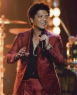 Bruno Mars - (Earn 8 reward points on this item worth $2.00)