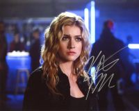 Katherine McNamara from the TV series ARROW