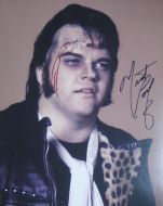 Meatloaf 11x14 from the movie THE ROCKY HORROR PICTURE SHOW  ** Private Signing  **