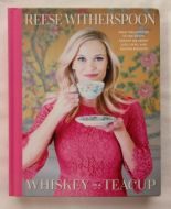 Reese Witherspoon WHISKEY IN A TEACUP Signed Book - (Earn 6 reward points on this item worth $1.50)