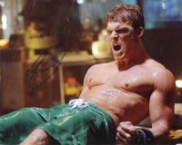 Alan Ritchson from the TV series SMALLVILLE