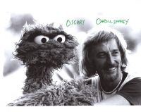 Caroll Spinney - private signing