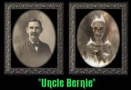 Uncle Bernie Changing Portrait - (Earn 1 reward points on this item worth $0.25)