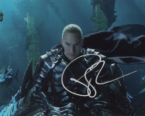 Patrick Wilson from the movie AQUAMAN
